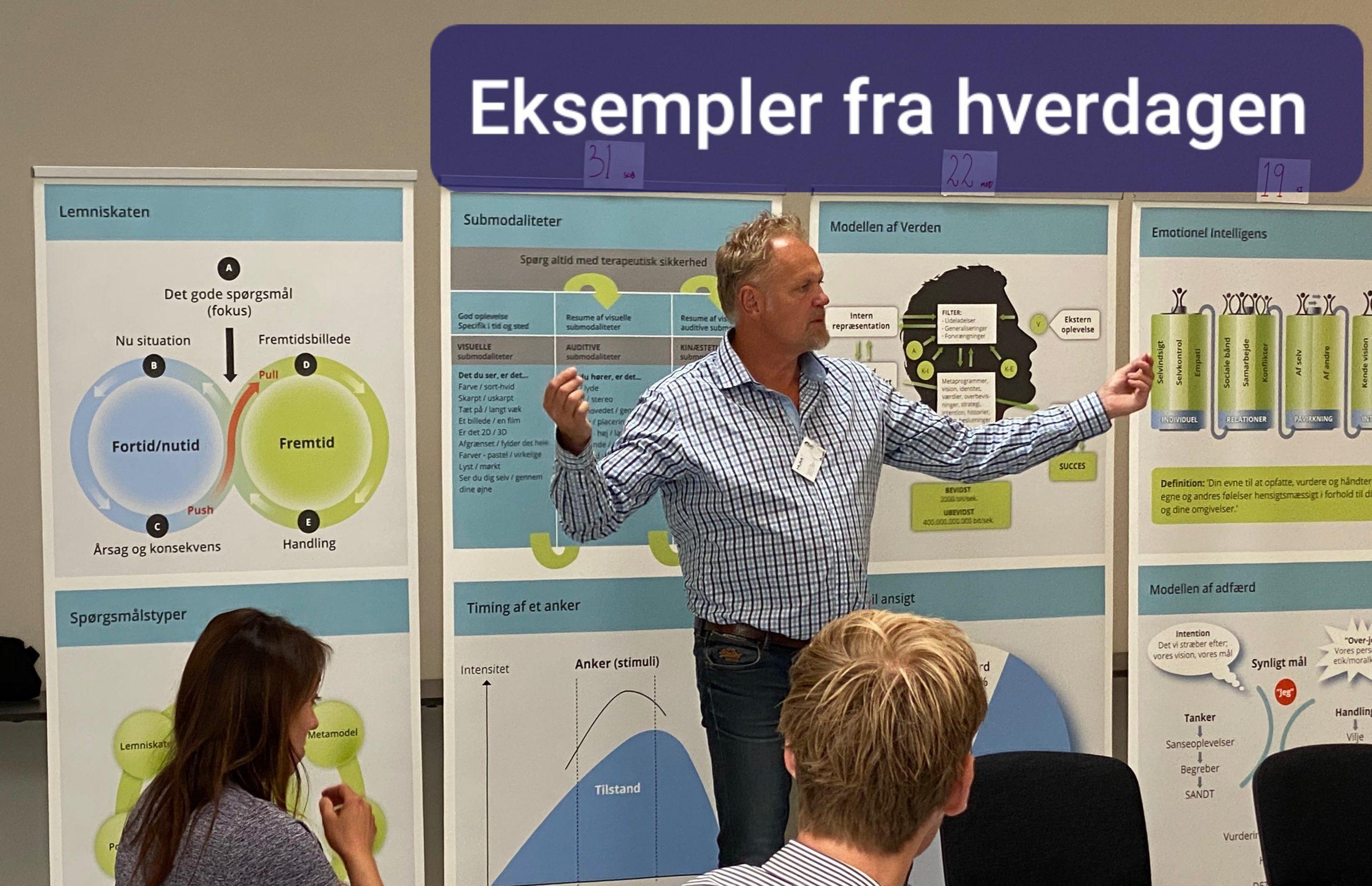 EI NLP Business Practitioner uddannelse hos HUMI